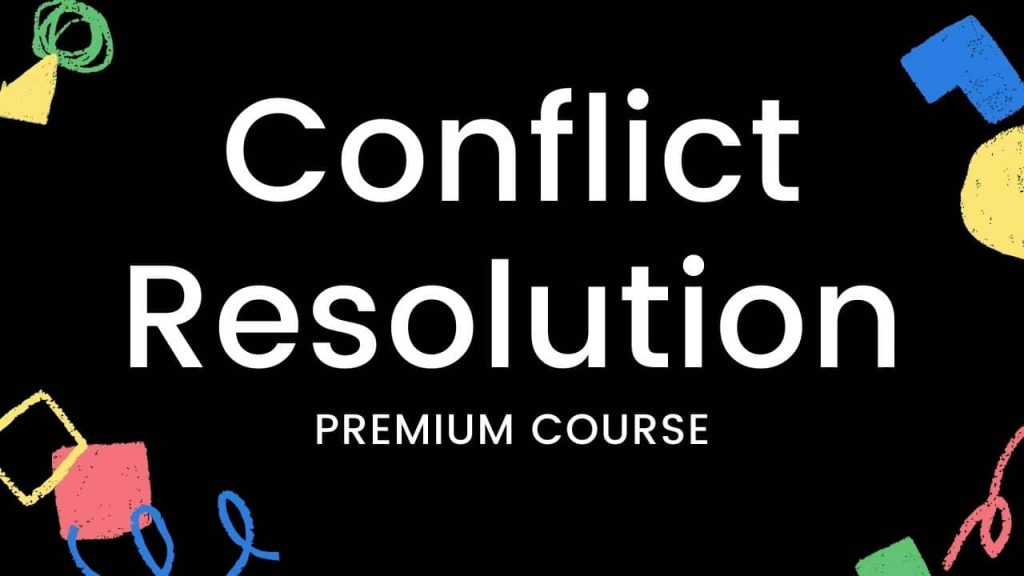 11-Conflict Resolution